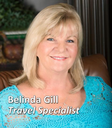 Belinda Gill, Travel Specialist